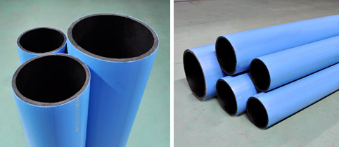 Co-Extruded pipes