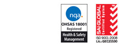 Certification OHSAS and SAIGLOBAL